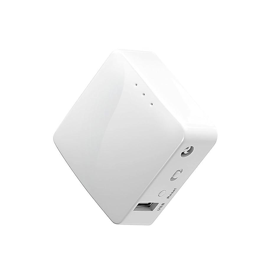 社会学参加する自分のGL.iNet GL-AR150 無線LANトラベルルーター 11/b/g/n 高性能150Mbps Openwrtインストール OpenVPN/WireGuardクライアントとサーバーインストール コンパクト プログラマブルIoTゲートウェイ