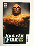 FANTASTIC FOUR #1 ARTGERM THING VAR (MARVEL 2018)