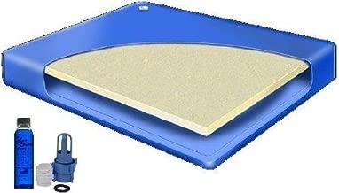 California King 72 x 84 Semi Waveless Waterbed Mattress