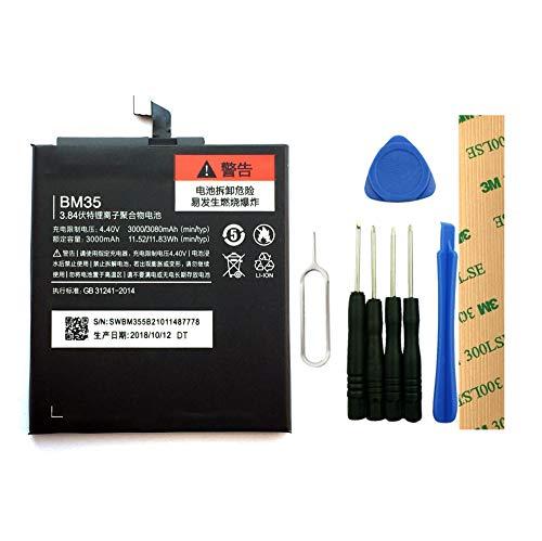 for Xiaomi 4C Mi4C Mi 4C BM35 Replacement Battery with Tools Adhesive 3000mAh