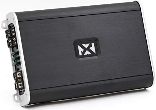 NVX VAD10004 1000W RMS Full Range Class D 4-Channel Car/Marine/Powersports Amplifier