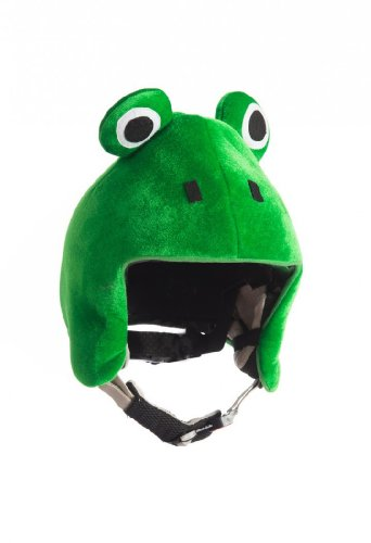 Skihelm Cover Frosch, Überzug, Haube