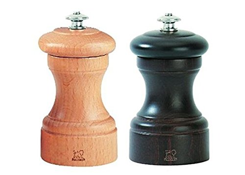 Peugeot Set zout- en pepermolen Bistro natuur 10 cm