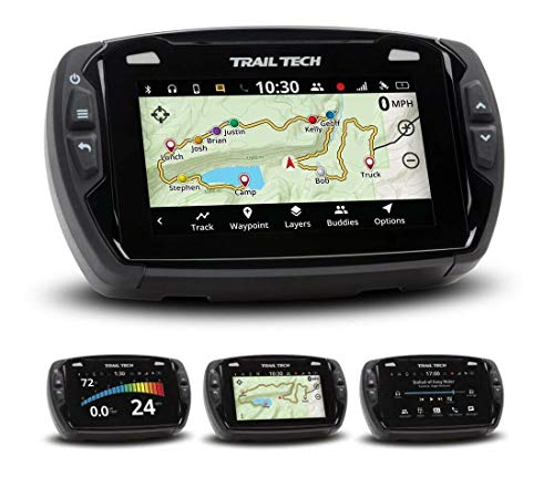 Trail Tech Voyager Pro GPS With UTV Mounting Kit POLARIS RZR 922-125