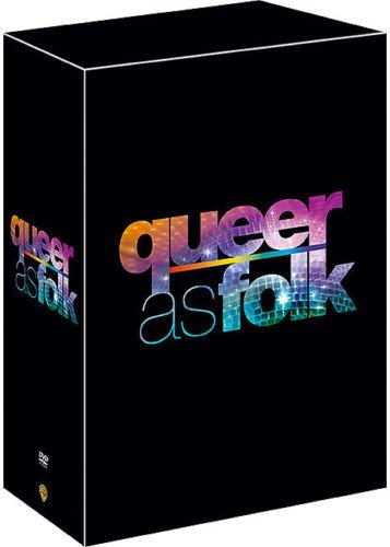 Queer as Folk (Seasons 1-5) - 24-DVD Box Set [ NON-USA FORMAT, PAL, Reg.2 Import - France ] by Michelle Clunie