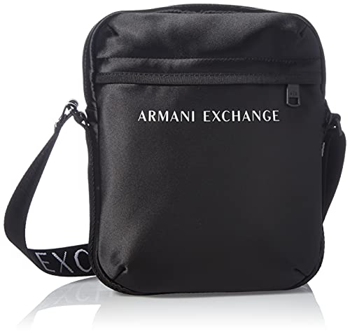 Armani Exchange Crossbody - Bolsa para hombre
