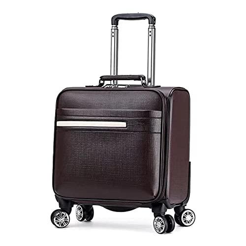 QIXIAOCYB Maleta de viaje de 18 pies con ruedas, bolsa de equipaje para hombre, bolsa de equipaje Oxford impermeable (color: D) (color: A)