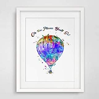 Best hot air balloon print Reviews