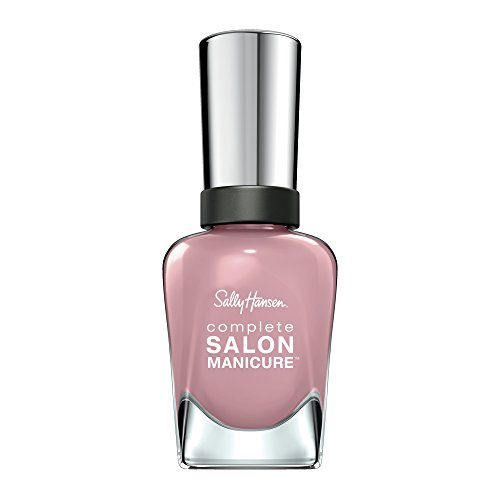 Sally Hansen Complete Salon Manicure Nail Color, 302 Rose to The Occasion