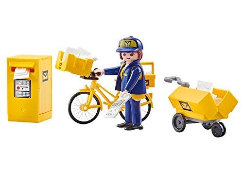 PLAYMOBIL 9806 Briefträgerin (Folienverpackung)