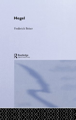 Hegel (The Routledge Philosophers) (English Edition)