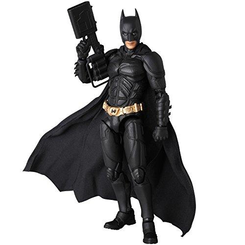 DC Comics The Dark Knight Rises Mafex 2.0 Version Batman Figura De Acción