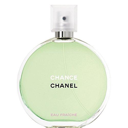 Chance Eau Fraiche Eau de Toilette Spray for Women, 3.4 Fluid Ounce