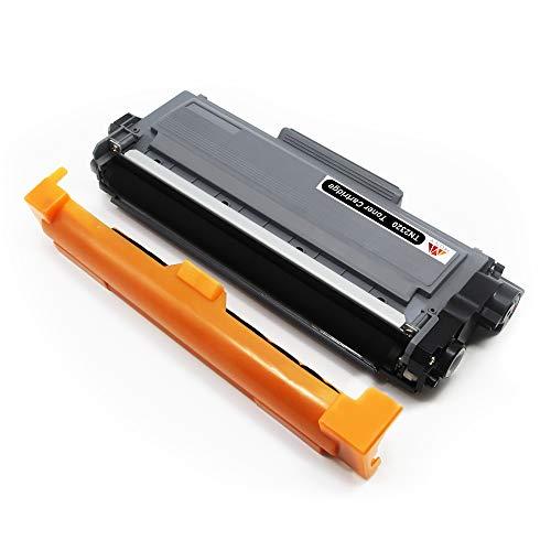Mony Compatible Cartuchos de Tóner para Brother TN2320 TN-2320 Compatible con Brother MFC-L2700dw HL-L2300d HL-L2340dw DCP-L2520dw HL-L2365dw MFC-L2740dw MFC-L2720dw DCP-L2500d Impresoras (3 Negro)