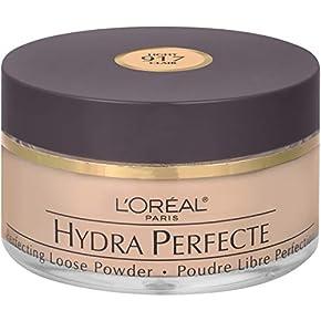 L'oreal Paris Cosmetics Hydra Perfecte Perfecting Loose Face Powder, 0.5 Ounce