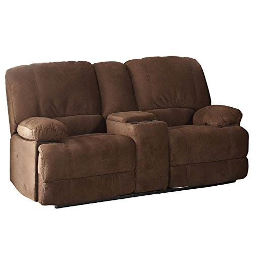 10 best loveseat recliner with storage for 2020