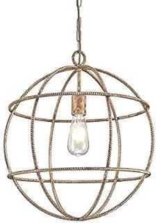 Vintage industriale in metallo gabbia paralume, per loft lampadario/lampada da soffitto Vintage