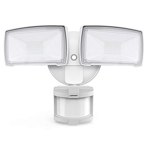 LEPOWER 28W LED Security Lights