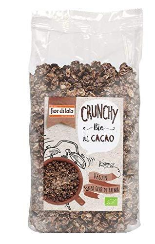 Fior di Loto Crunchy Al Cacao - 30 g