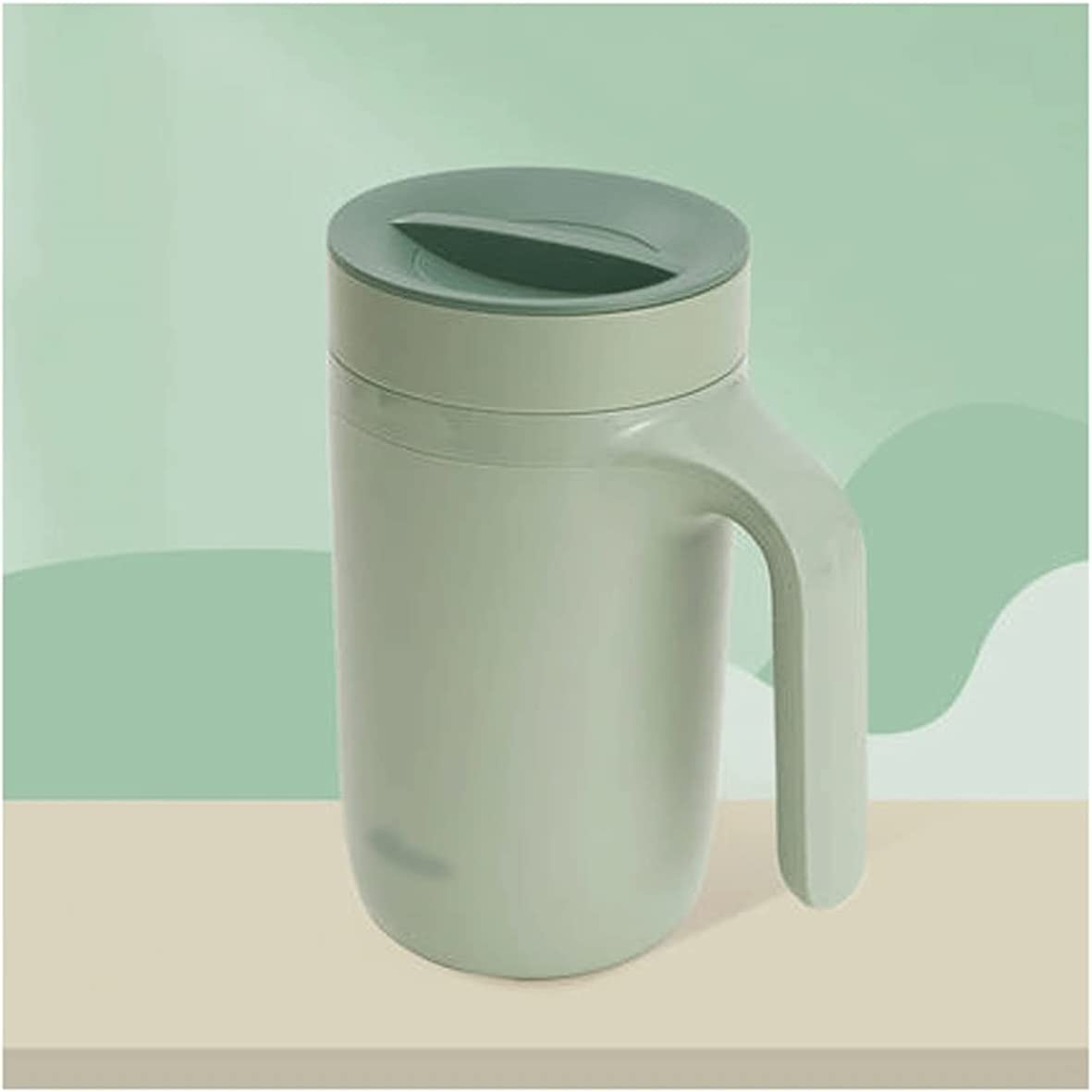 liushop Mugs Anti-scalding NEW before selling Heat Insulation Fi Large Capacity Daily bargain sale Cup