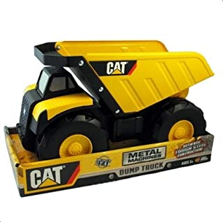 CAT Dump Truck for Boys, Ages 3 Years and Above - 82301