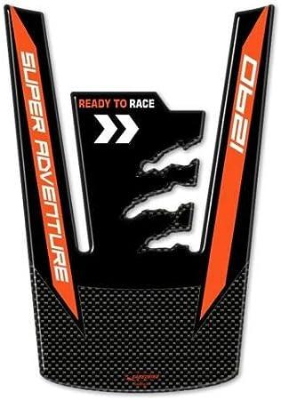 Adh/ésif 3D Protection Bouchon Du R/éservoir Compatible avec KTM 1290 Super Duke R