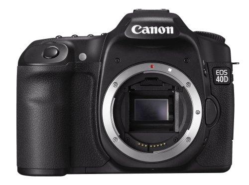 Canon EOS 40D - Cámara Réflex Digital 10.5 MP (Cuerpo)