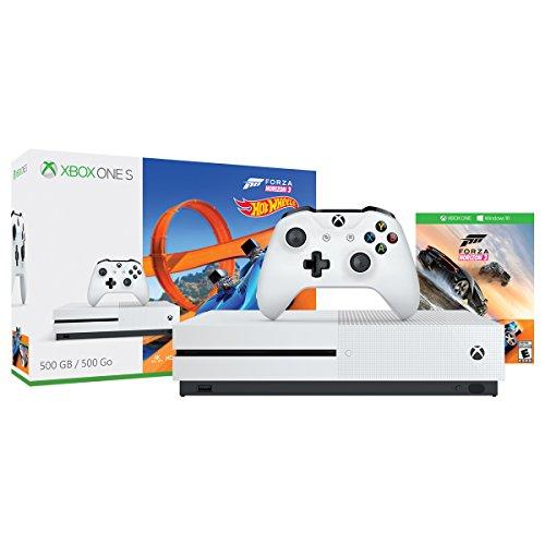 Console Xbox One S de 500 Go – Ensemble Forza Horizon 3 Hot Wheels - 1