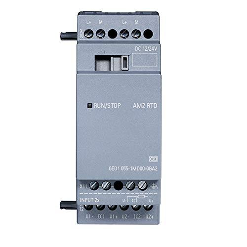Siemens 6ED1055-1MD00-0BA2 LOGO! AM2 RTD Analog Input Modul
