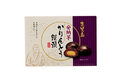 ユタカ商会 安納芋かりんとう饅頭 6個