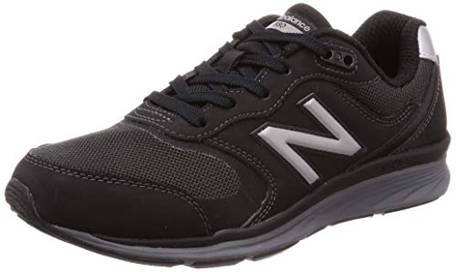 [New Balance(ニューバランス)] ウォーキングシューズ MW880S メンズ ブラック 26 cm 4E
