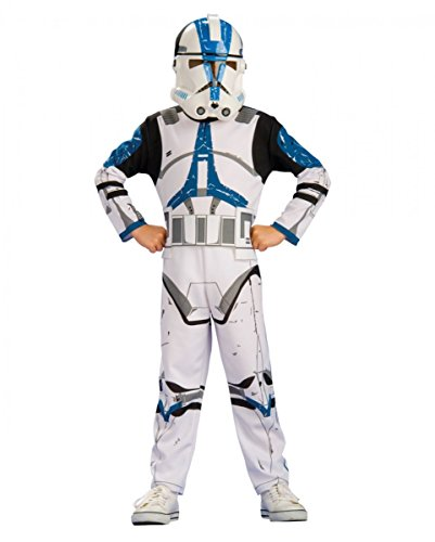 Horror-Shop Clone Trooper Child Costume Set