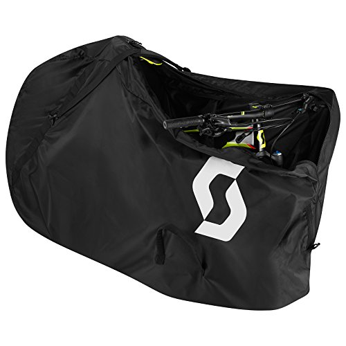 Scott Transport Bag Sleeve Bike Bag Fahrrad Reisetasche schwarz