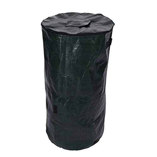 Great Deal! AloPW Yard Waste Bags 2-Size Kitchen Garden Yard Compost Bag New Organic Waste Bag Kitch...