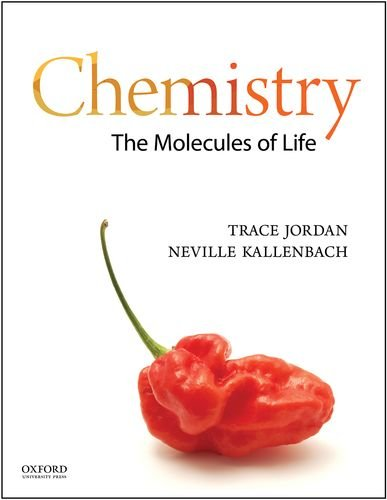 Chemistry The Molecules Of Life