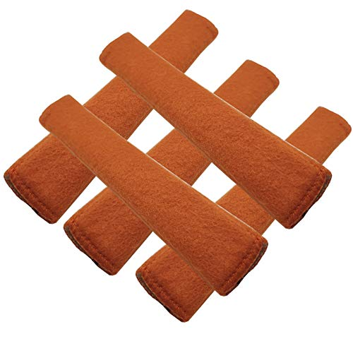 AllyProtect 5pcs Flame Retardant Cotton Sweatband Liner Suitable for most headgear hard hat Washable...