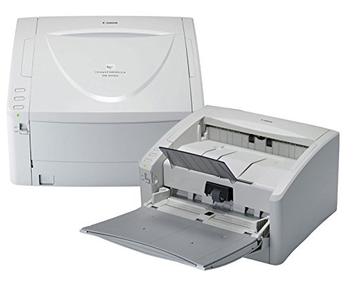 Purchase Canon USA 3801B002 imageFORMULA DR-6010C Color Duplex 60ppm SCSI-III USB 2.0 ADF
