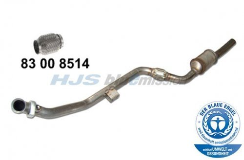 HJS 96 13 3010 Catalyseur