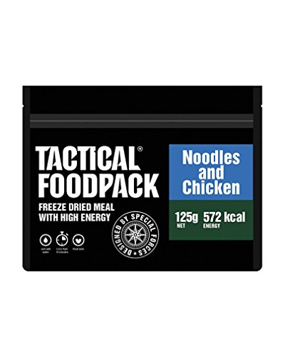 Foodpack Tactical Noodles and Chicken