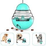 Haustier Spielzeug Ball Hundefutter Ball,Leckerli-Dispensing Hund Spielzeug Ball Katze Slow Feeder Pet Food Ball IQ Treat Ball Hund Puzzle Spielzeug Einstellbare Leckerli-Ball für Hund Katze