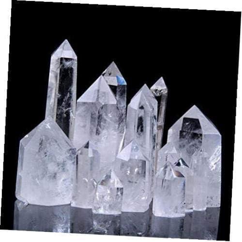 Decorative Stone 1 2Lb Tulsa Mall Natural Wand quality assurance Crystal Quartz Clear Healing