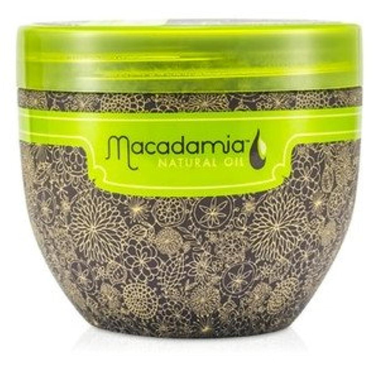 空いている居住者スケッチマカダミア ナチュラルオイル(Macadamia NATURAL OIL) ディープリペアマスク(ドライ、ダメージヘア) 500ml/16.9oz [並行輸入品]