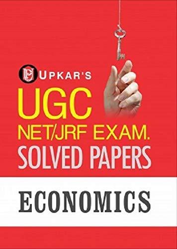 UGC NET/JRF Exam Solved Economics