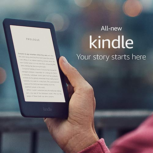 All-new Kindle - Now with a Built-in Front Light - Black - Includes Special Offers 8