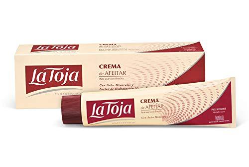 La Toja - Crema De Afeitar para Piel Sensible - 150 ml