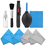 Professional Camera Cleaning Kit for DSLR Cameras- Canon, Nikon, Pentax, Sony - Cleaning Tools and...