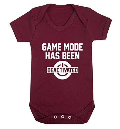 Flox Creative Baby Vest Mode Jeu a été désactivé - Rouge - XXL