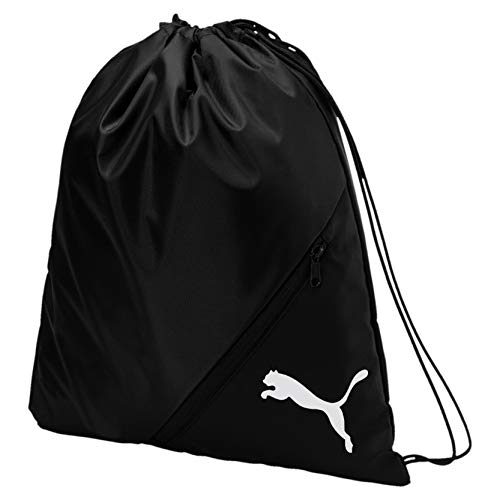 Puma Unisex-Liga Turnbeutel, Schwarz (Puma Black 01), One Size