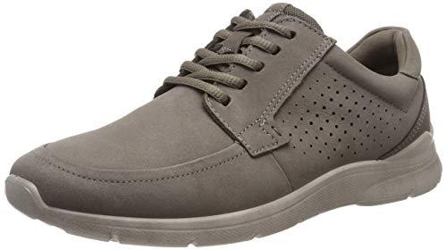 ECCO Herren Irving Sneaker, Warm Grey 2375, 50 EU