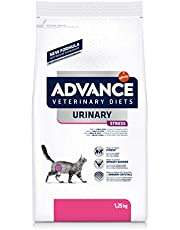 ADVANCE Veterinary Diets Urinary Stress - Pienso para Gatos con Problemas Urinarios - 1,25kg